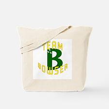 Team Bowser Tote Bag