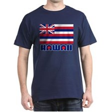 Flag of Hawaii T-Shirt