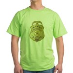 Private Detective Green T-Shirt