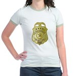 Private Detective Jr. Ringer T-Shirt