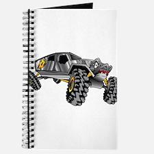 Cute Monster trucks Journal