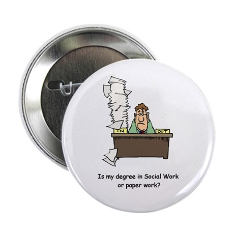 """My Degree (Design 1) 2.25"""" Button (10 pack)"""