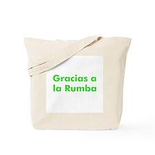 Gracias a la Rumba Tote Bag