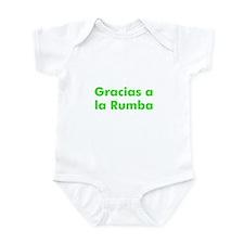 Gracias a la Rumba Infant Bodysuit