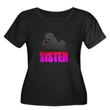 Black Poodle Sister T