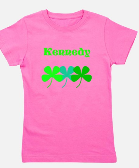 Personalized Irish Name 4 Leaf Clovers for Ted Gir