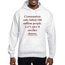Communism Jumper Hoody