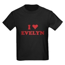 I LOVE EVELYN T