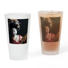 Cute Personalised Drinking Glass