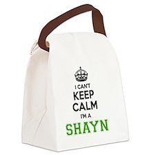 Unique Shayne Canvas Lunch Bag