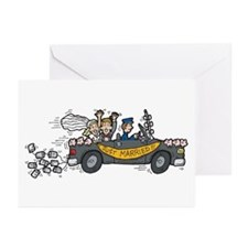 Cute Just Married Announcements Cards (6)