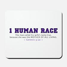 1 Human Race (PT) 2.0 - Mousepad