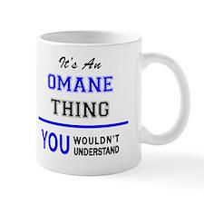 Funny Oman Mug
