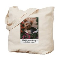 Cool Puppymills Tote Bag