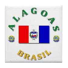 Alagoas Tile Coaster