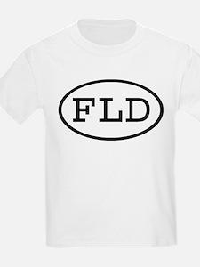 FLD Oval T-Shirt