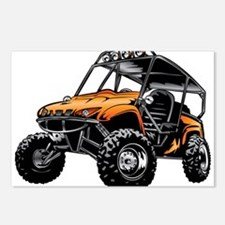 Cool Sports atv Postcards (Package of 8)