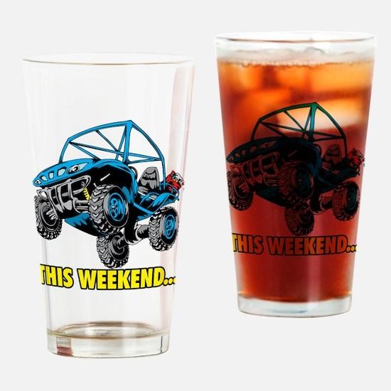 Funny Atv Drinking Glass
