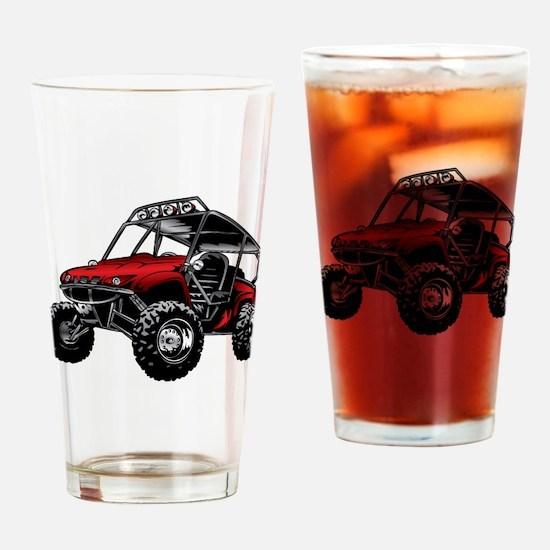 Atv Drinking Glass