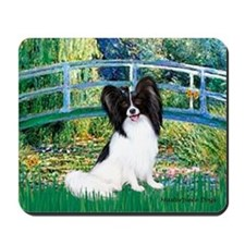 Bridge & Papillon Mousepad