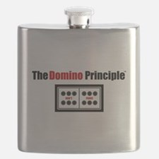 Unique Dominoes Flask