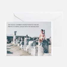 CHOIRBOY Greeting Cards (Pk of 10)
