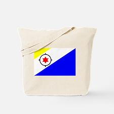 Bonaire Flag Tote Bag
