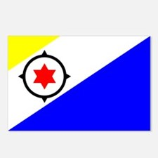 Bonaire Flag Postcards (Package of 8)