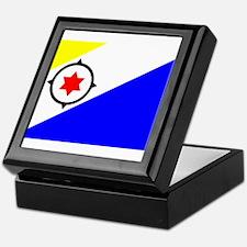 Bonaire Flag Keepsake Box