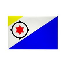 Bonaire Flag Rectangle Magnet