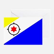 Bonaire Flag Greeting Cards (Pk of 10)