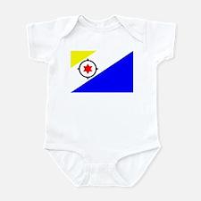 Bonaire Flag Infant Bodysuit