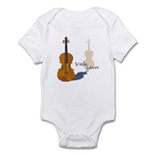 Viola Infant Creeper