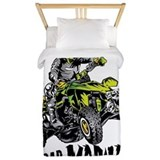 Atv Luxe Twin Duvet Cover