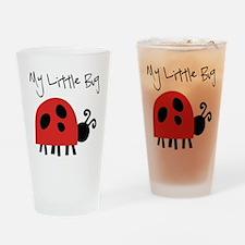 My Little Bug Drinking Glass