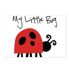 My Little Bug Postcards (Package of 8)