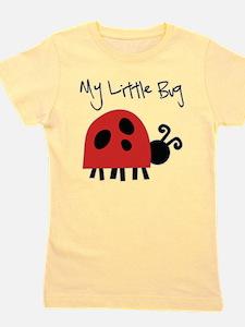 My Little Bug Girl's Tee