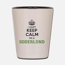 Cute Soderlund Shot Glass