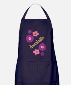 Personalized Flower Apron (dark)