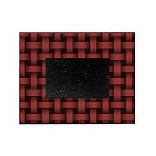 Marsala Basket Weave Picture Frame