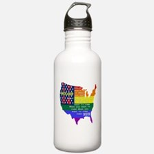RELAX 1984 Sports Water Bottle
