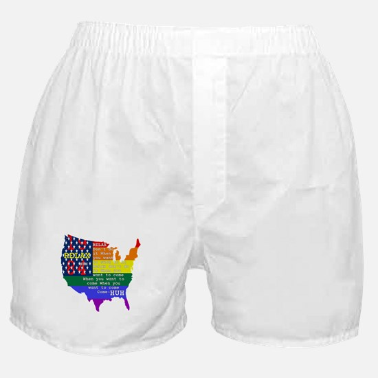 RELAX 1984 Boxer Shorts