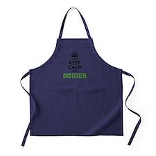 Cool Squier Apron (dark)