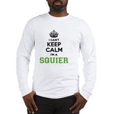 Funny Squier Long Sleeve T-Shirt