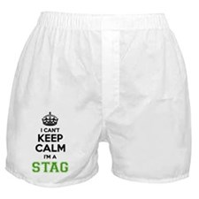 Cute Stag Boxer Shorts