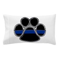 Thin Blue Line Pillow Case