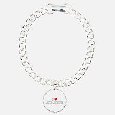 I Love Jiu-Jitsu Bracelet