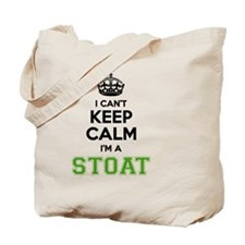 Funny Stoat Tote Bag