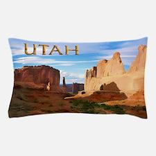 Utah smaller Pillow Case