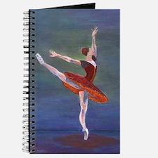 Red Ballerina Journal